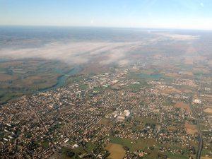 La ville de Marmande