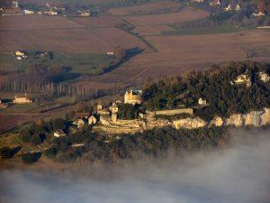 Le chateau de Marqueyssac