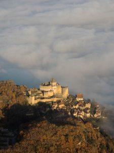 Le Château de Castelnaud la Chapelle