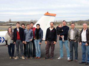 Assemblée Générale avec mise à l'honneur des élèves pilotes