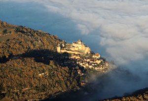 Le Chateau de Castelnaud la chapelle