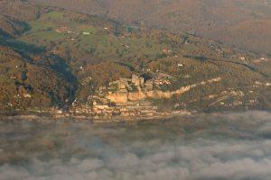 Le village de Beynac