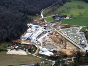 Le chantier de Lascaux   4  en ces derniers jours de 2015