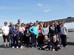 Début de la saison avec les activités du Centre Pédagogique Aéronautique