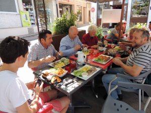 Pause Déjeuner à Cosne sur Loire