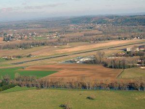 L'aérodrome de Périgueux-Bassillac