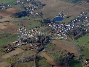 Le village de Sorges