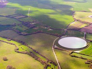 Original !!! cette réserve d'eau circulaire