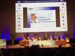 Le congrès 2016 ede la FFA