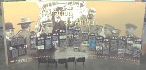 L'historique de l'aviation à Angers