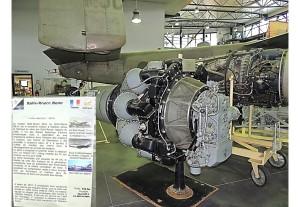 Turbo réacteur Rolls Royce 1944