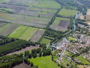 La vallée de la Boutonne
