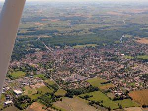 Le village de Jarnac
