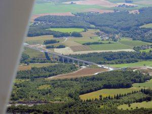 La ligne LGV Angouleme-bordeaux