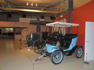 Le Musée des 24H - des véhicules typiques
