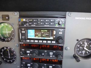 direction-castelnaudary affichée au GPS