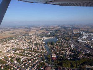 La ville de Castelnaudary