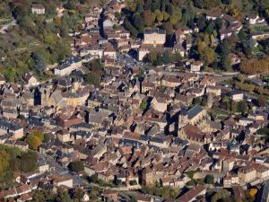 La vieille ville de Sarlat