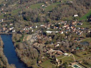 Le village du Bournat au Bugue