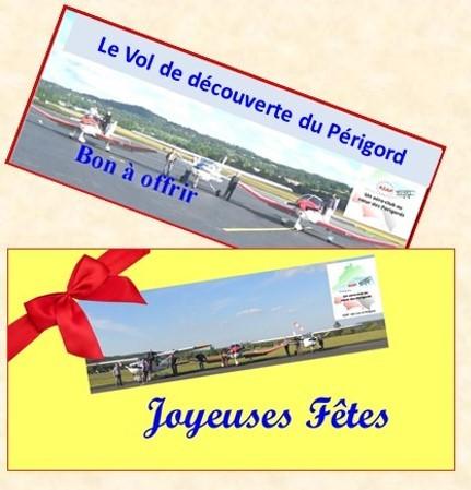 Bon Cadeau Aéroclub Périgueux